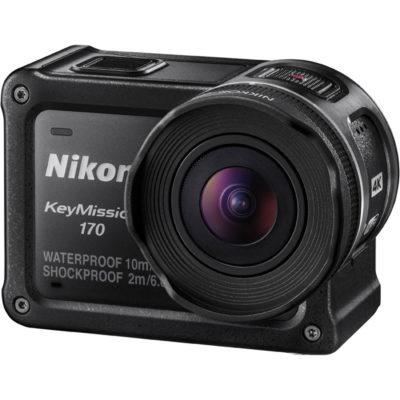 Nikon action camera