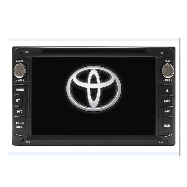 Toyota car radio