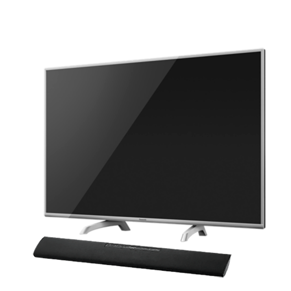 55 panasonic smart tv soundbar govan mani. Black Bedroom Furniture Sets. Home Design Ideas