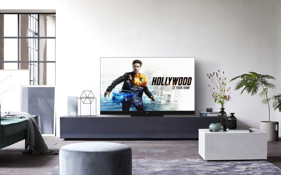 Panasonic's new OLED's brings Hollywood to your home