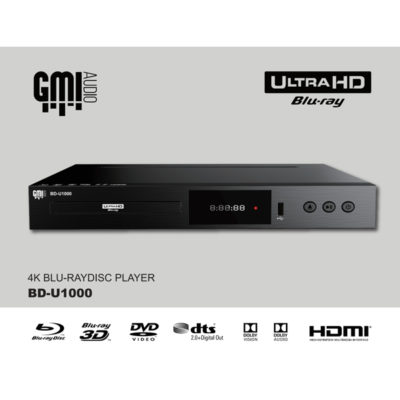 4K BLURAY PLAYER