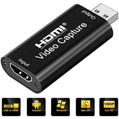 USB CAPTURE